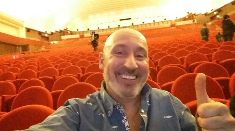 Maurizio Battista (foto da Facebook)
