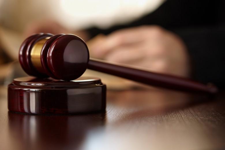 Giudice (foto di repertorio)