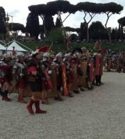 Gladiatori Cuprensi a Roma