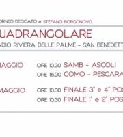 Il programma del secondo memorial Stefano Borgonovo