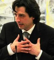 Il sindaco di Grottammare Enrico Piergallini