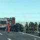 Incidente sull'A14 ad Altidona, 3 aprile