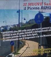 2013, manifesto del Comune di San Benedetto del Tronto