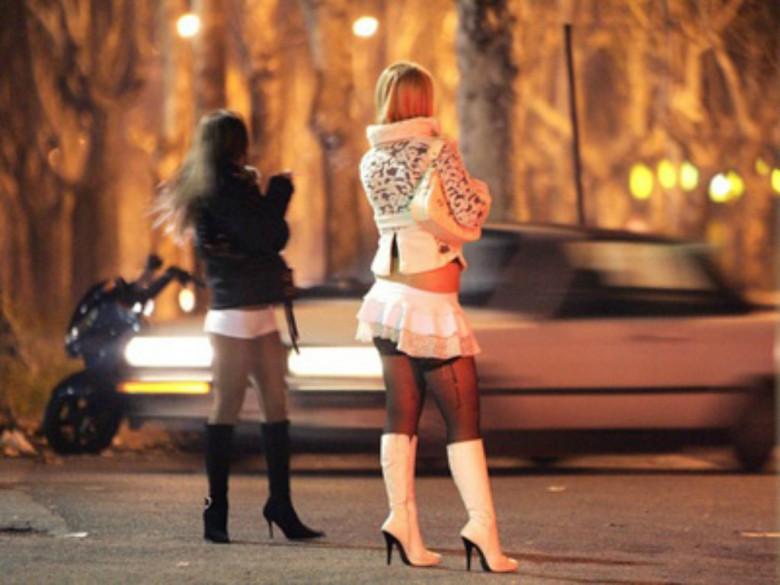 Prostitute (foto di repertorio)