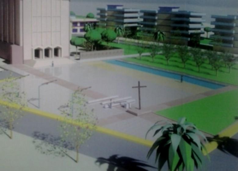 Progetto Piazza San Pio X