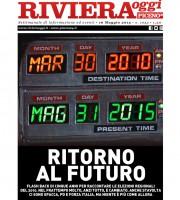 La copertina del settimanale in edicola