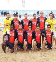 Happy Car Samb Beach Soccer