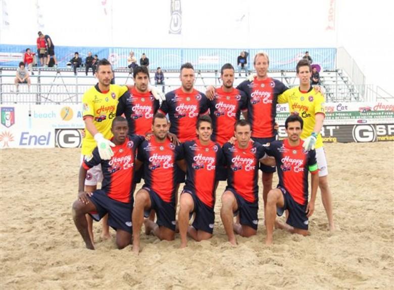 Happy Car Samb Beach Soccer
