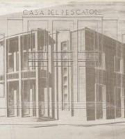 Il disegno originario della Casa del Pescatore