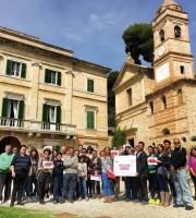 Invasioni digitali a Villa Boccabianca