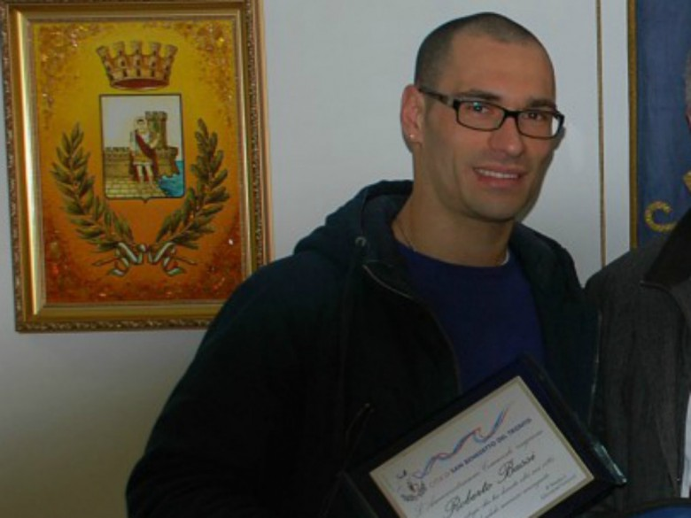 Roberto Bassi, pugile sambenedettese