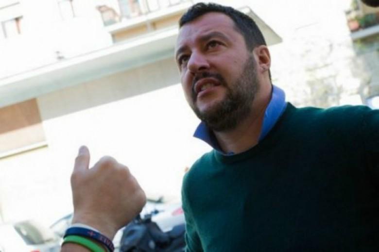 Matteo Salvini (foto contattonews.it)