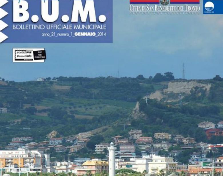Bollettino Municipale (foto d'archivio)