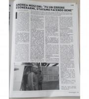 La pagina 11 di Riviera Oggi in edicola