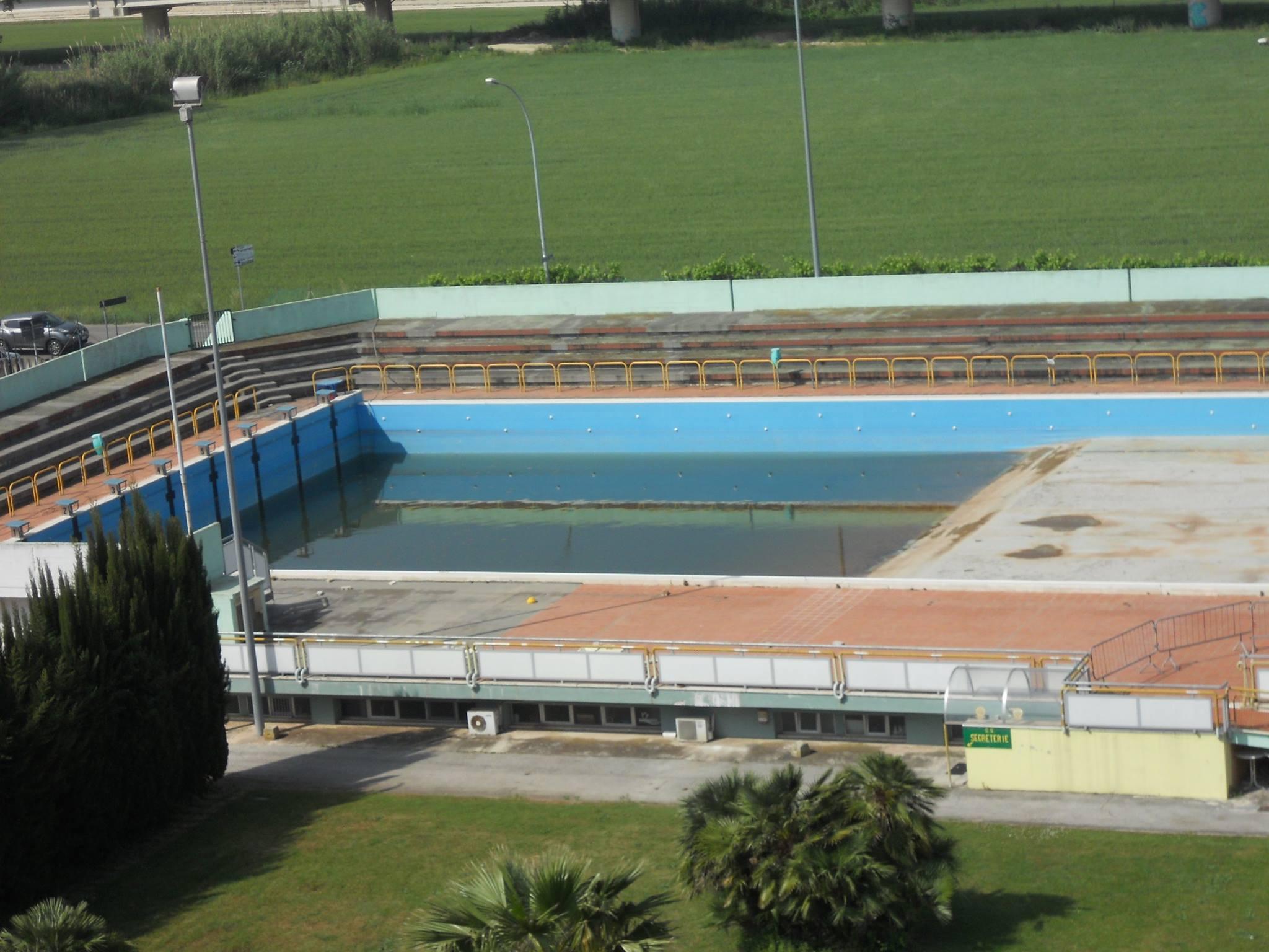 Piscina Comunale San Benedetto Del Tronto.Il Comitato Seppellisce Il Project Penalizza Pesantemente San