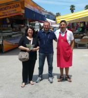 Mercato a Porto d'Ascoli