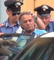L'arresto di Arian ZIu, il killer che ha freddato dopo una lite Roberto Tizi