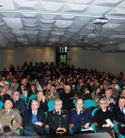 Auditorium strapieno nel 'giorno della memoria'