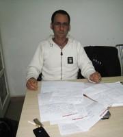 Massimo Clementoni, portavoce locale di Fratelli d'Italia-Alleanza Nazionale