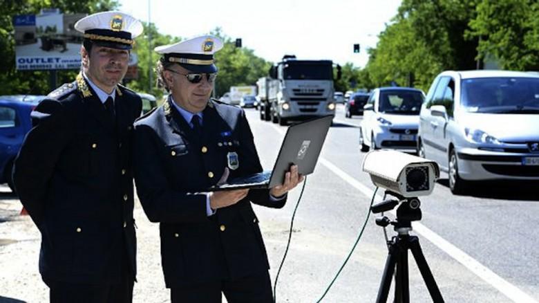 l'innovativo sistema di controllo alla circolazione stradale targa system