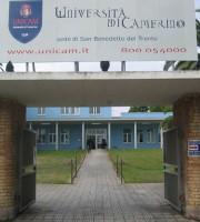 La sede Unicam di San Benedetto