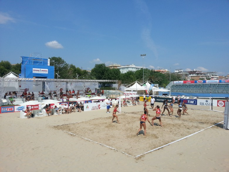 Master Group Sport Lega Volley Summer Tour