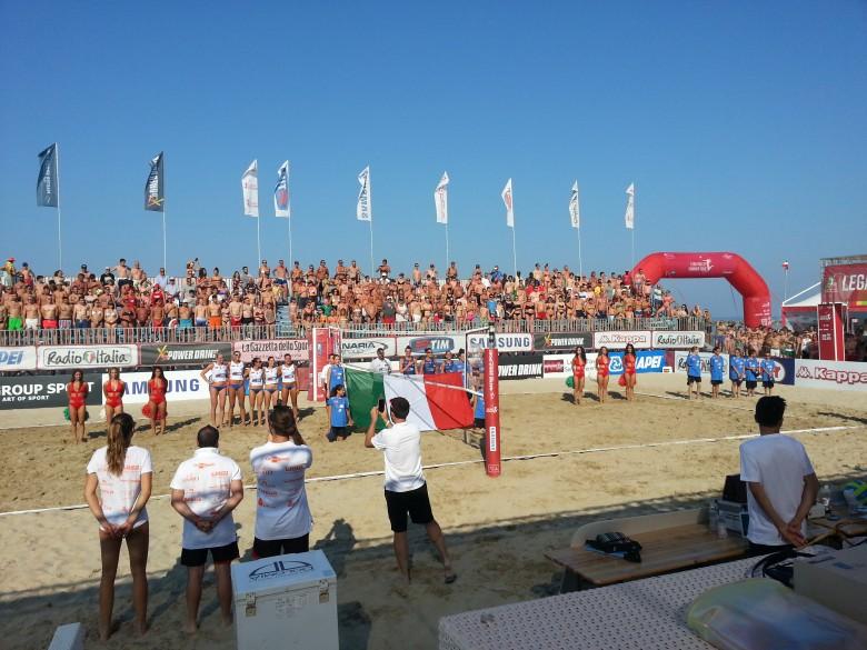 Master Group Sport Lega Volley Summer Tour