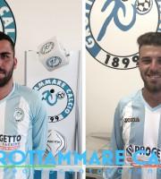 Daniele Filipponi e Giuseppe Veccia