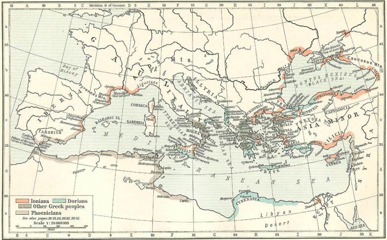 Europa e Grecia