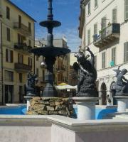 Fontana piazza Matteotti
