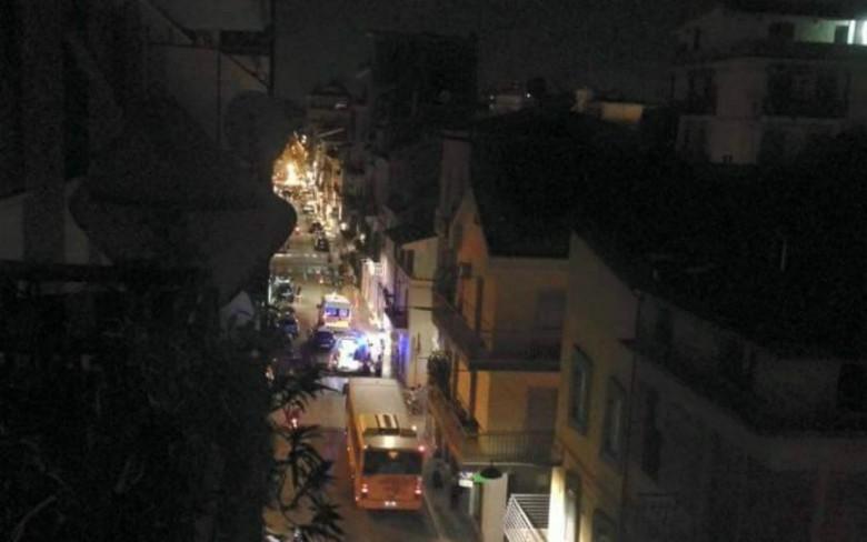 Incidente in via Calatafimi, 28 luglio (foto di Chiara Gilormello)