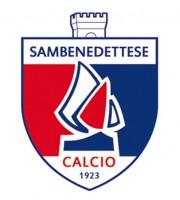 Lo stemma della Sambenedettese Calcio