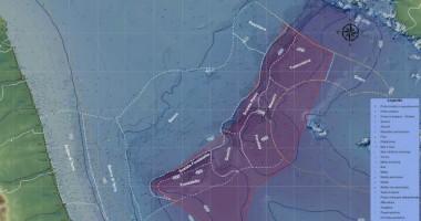 La mappa del Fermo Pesca