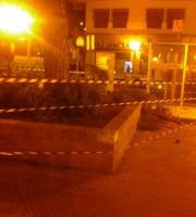 Rami pericolanti in piazza Carducci, 16 luglio