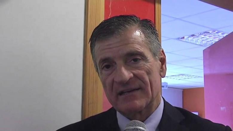 L'ex direttore dell'Area Vasta 5, Massimo Del Moro
