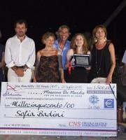 Premio De Nardis, vince Sofia Badini