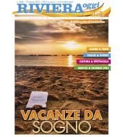 Copertina Riviera Oggi Estate 29 agosto 2015. Foto di Franco Mercuri