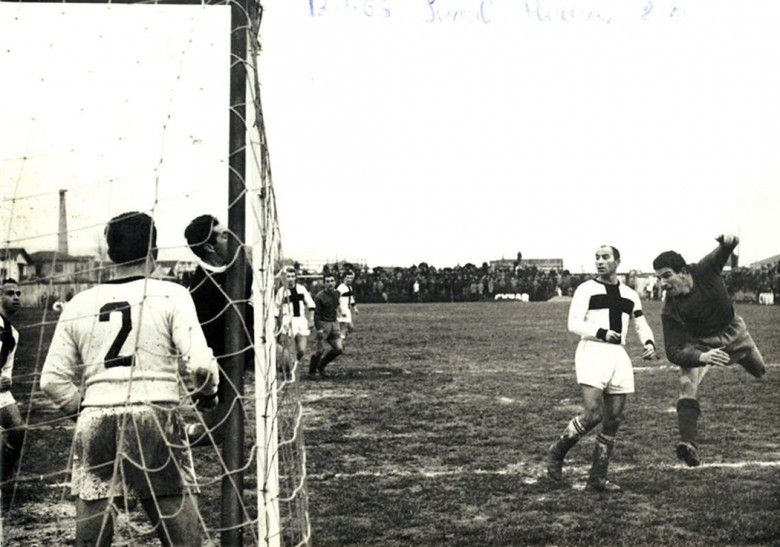 Samb anni 60, quando la squadra rossoblu  diede slancio a tutto il nostro territorio