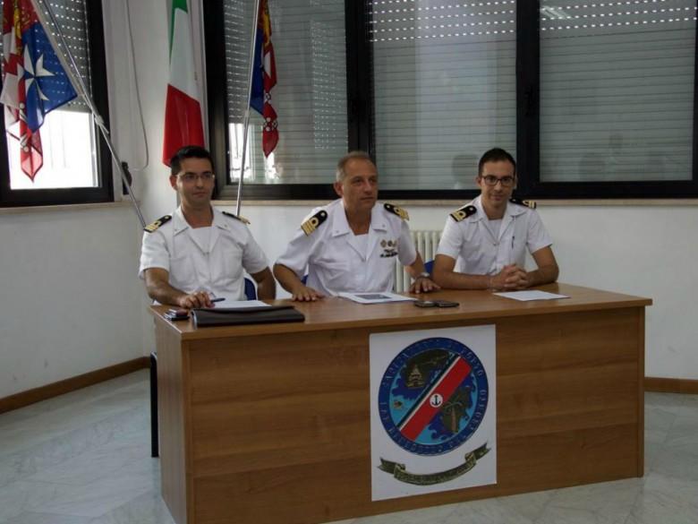 Conferenza indetta dal Comandante Sergio Lo Presti