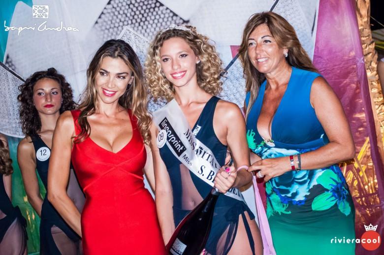 Miss San Benedetto 2015 da Bagni Andrea. Foto di Rivieracool.it
