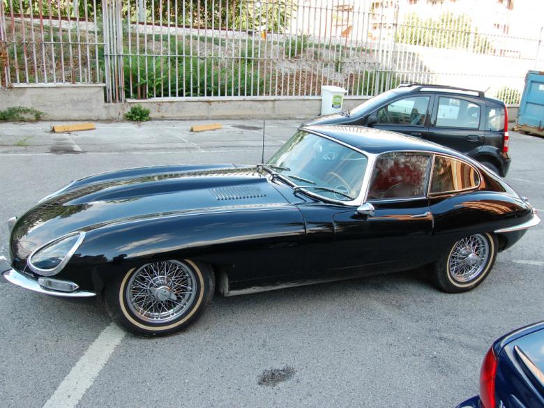 Jaguar recuperata dalla Polizia