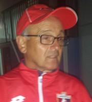 L'allenatore della Samb, Loris Beoni