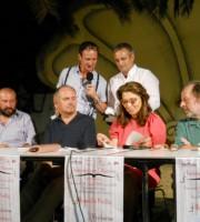 Presentazione alla Palazzina Azzurra