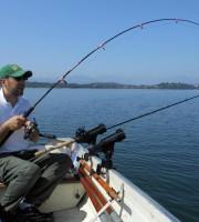 Pesca con canna