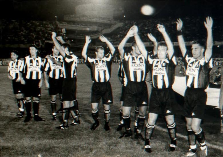 Juventus-Bayern Monaco, 1997