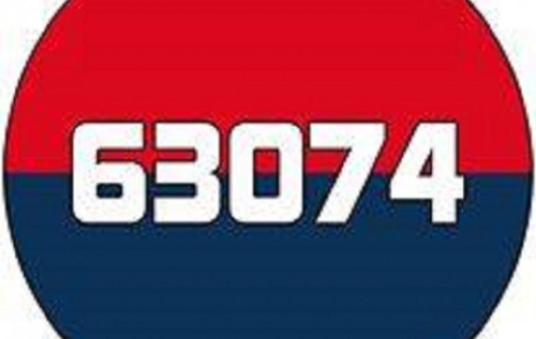 Il logo di '63074'