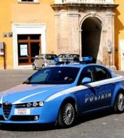 Blitz della Polizia (foto della Questura di Ascoli-Fermo)