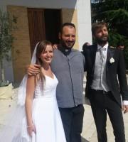 Francesca, don Matteo e Oliver