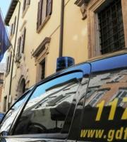 Guardia di Finanza (foto rilasciata dalla Gdf di Ascoli Piceno)