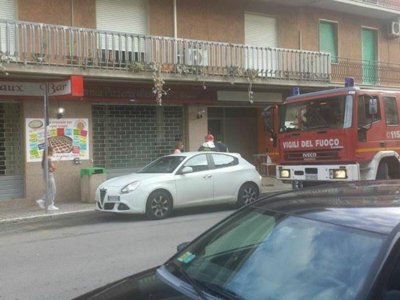 Intervento in via Turati, 5 settembre